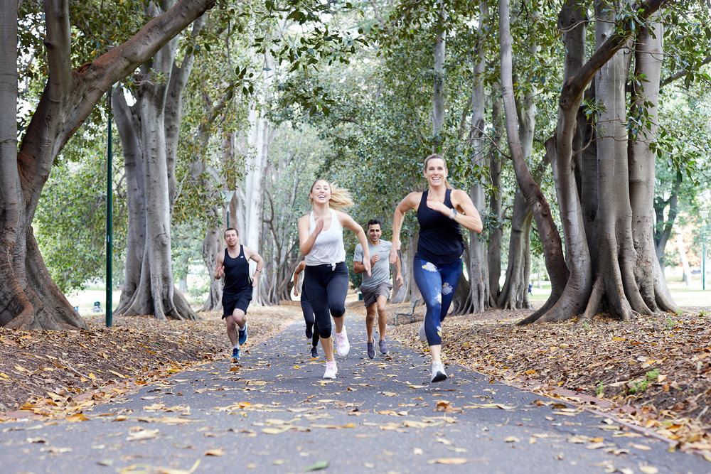 Corporate fitness programs in Melbourne at Saint Fitness