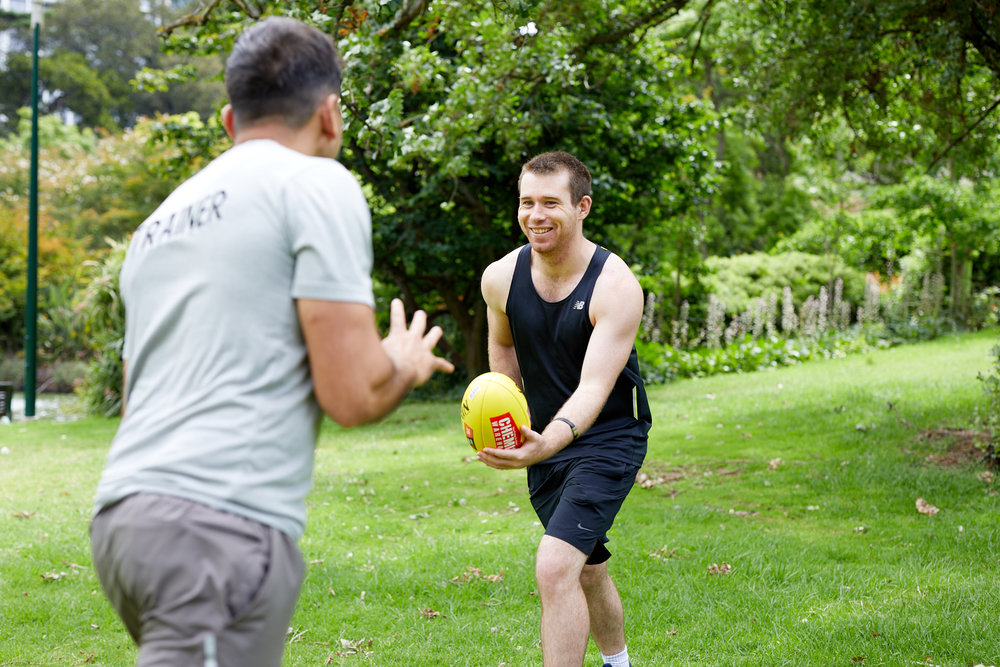 Sports Conditioning programs at Saint Fitness Melbourne personal training