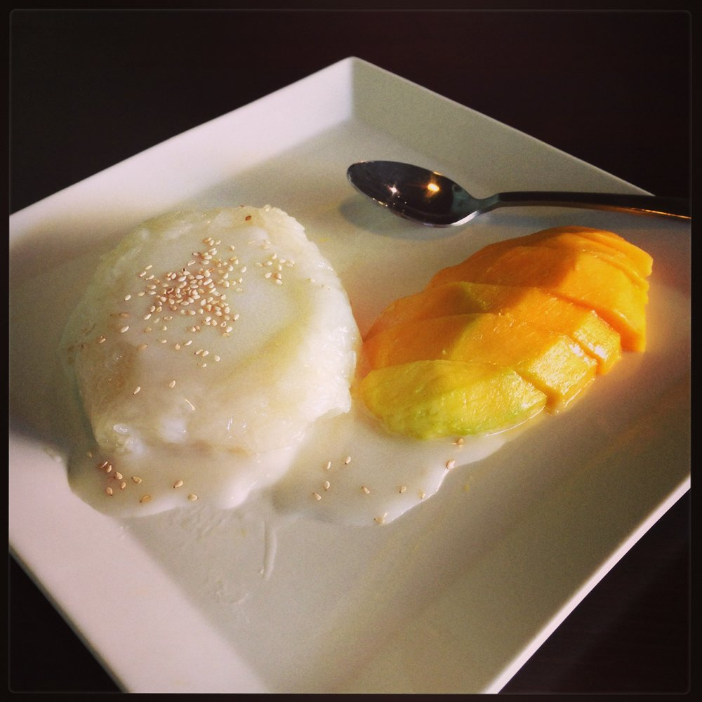 Sticky Rice Mango Tasty Thai Restaurant.JPG