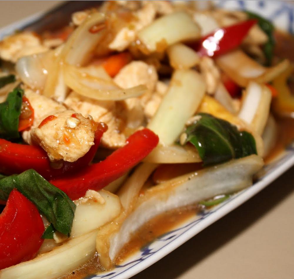 Pad Ga Pao Tasty Thai Restaurant.png