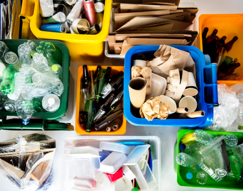 Municipal Solid Waste (MSW) - AMP Cortex handles a full array of MSW fractions including plastics, cartons, cardboard, cups, aluminum, and thin film. Materials can also be identified precisely down to the SKU and Brand offering data transparency and categorization to unprecedented granular levels.