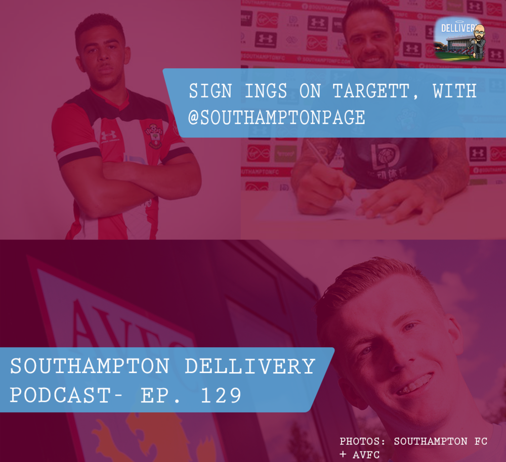 Blog — Southampton Dellivery Podcast