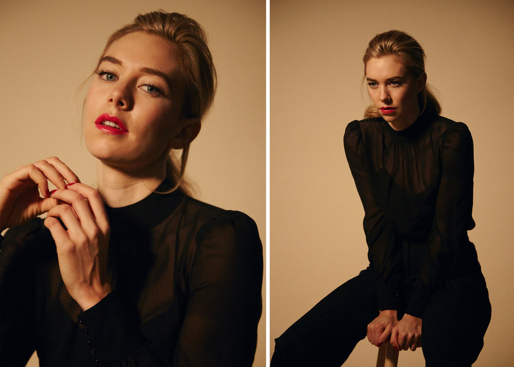 Vanessa Kirby - InStyle.com, November 2016photos by Mark Lim