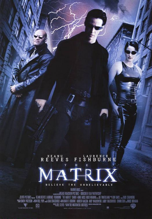 PI Podcast EP8: The Blue Pill (The Matrix)