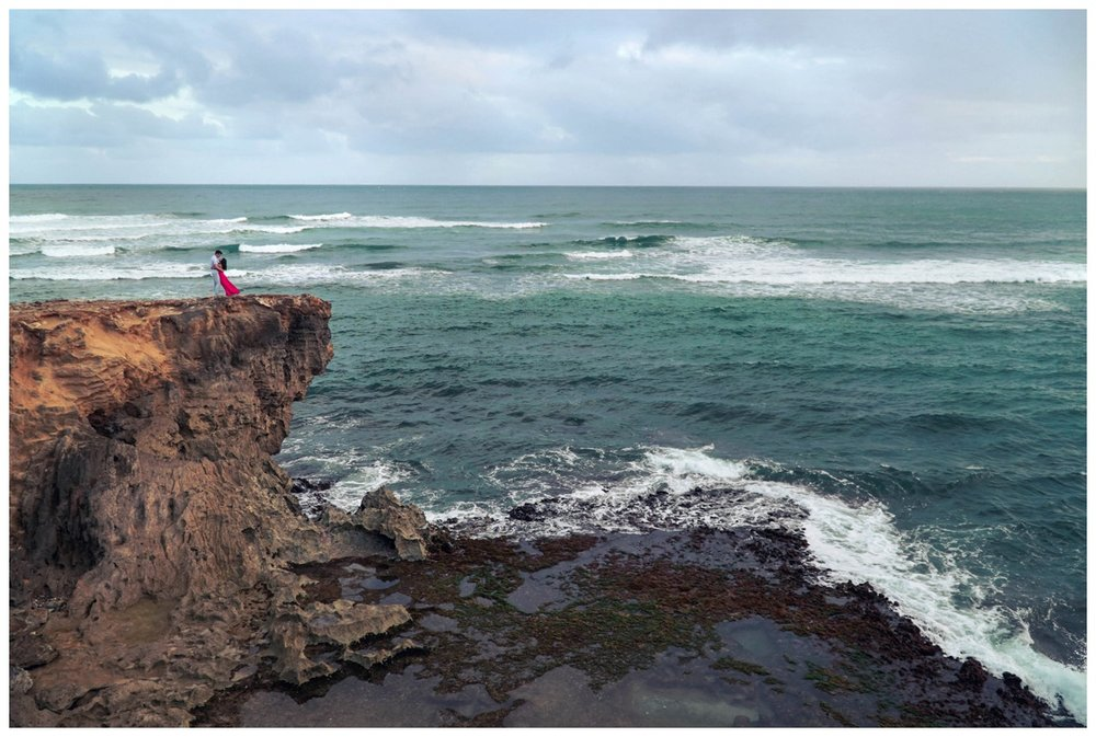 Kauai Wedding Location // Shipwrecks Beach