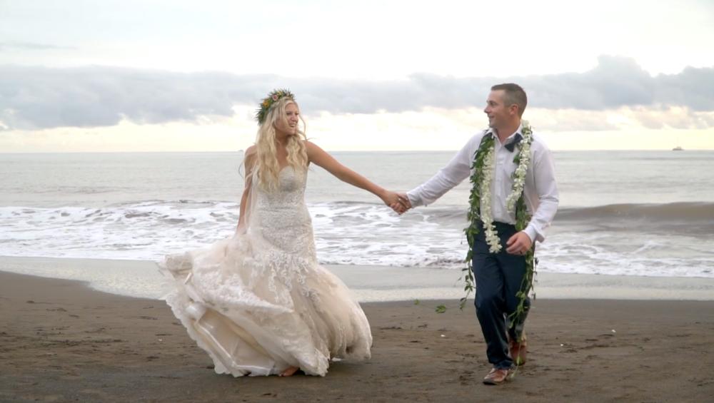 Destination Wedding // Beach Wedding