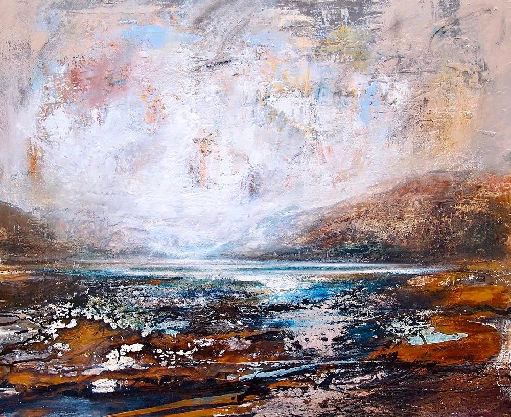Copy of Mawddach Estuary 90 x 110 cm