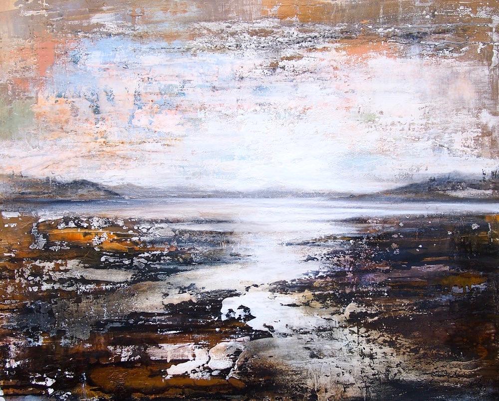 Mawddach Estuary 90 x 110 cm