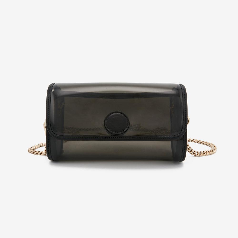 RENÉE PVC BLACK - 350,00€