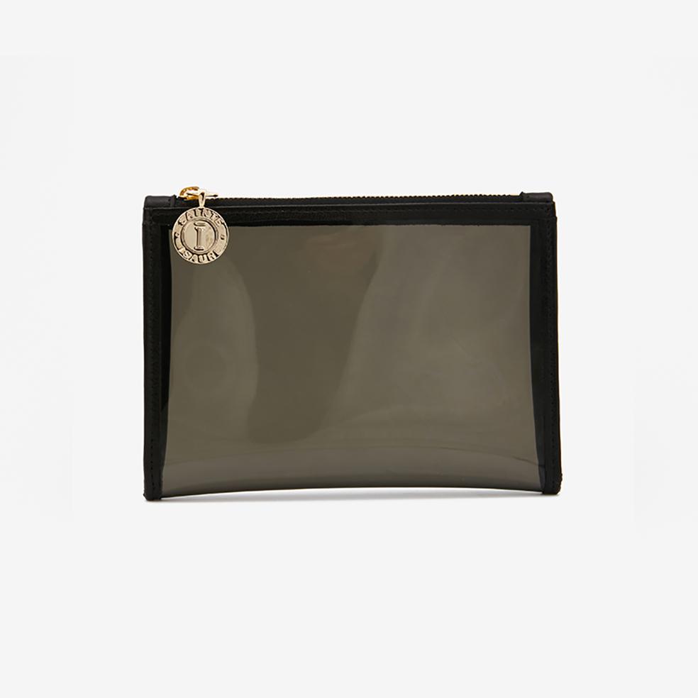 MIKAELA PVC BLACK - 220,00€