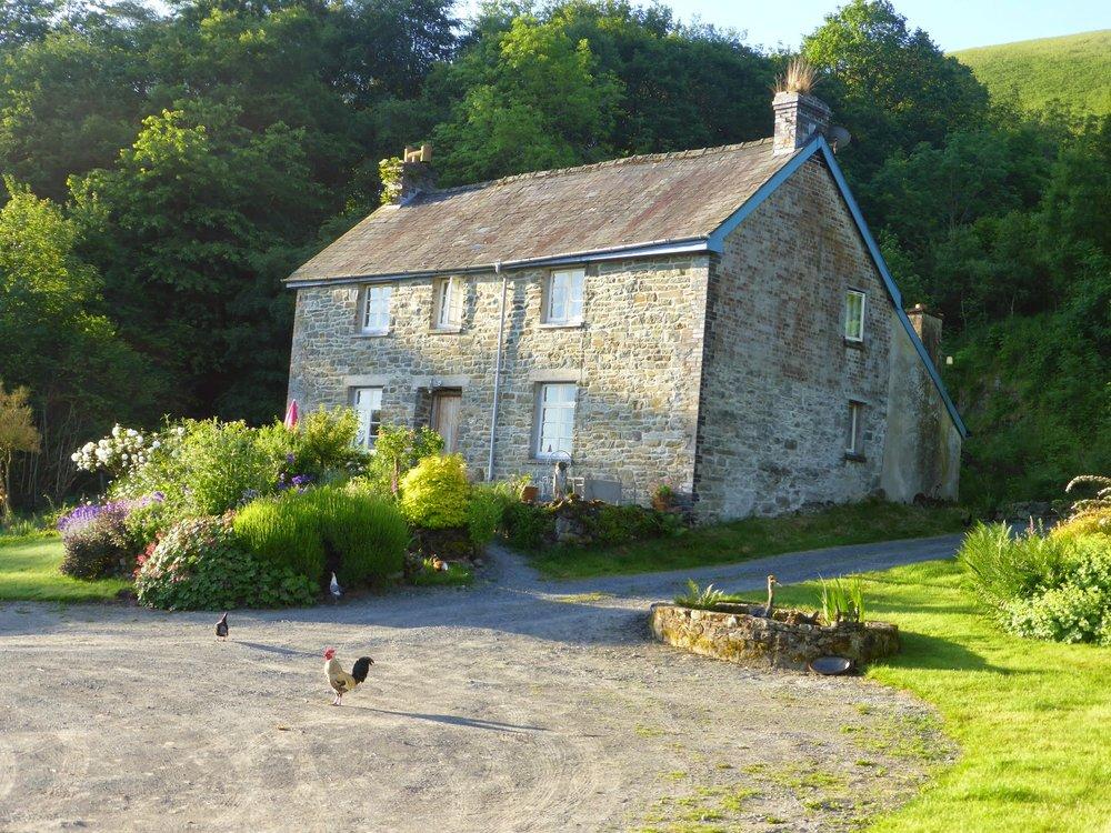 Ffynonnau Cottage -