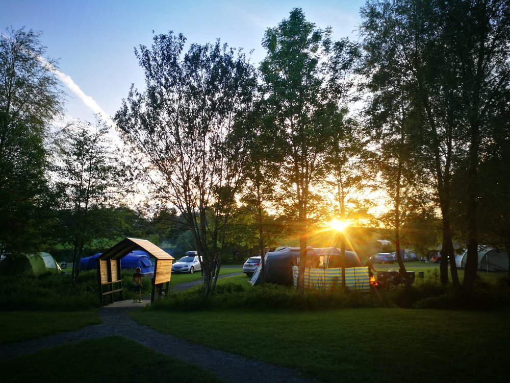 Campsite -