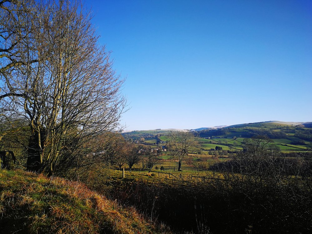 Views across Radnorshire