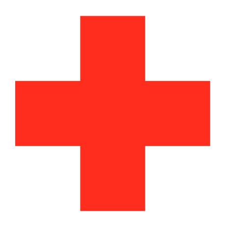 The british red cross -