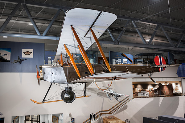 Avro 504K DYAK -