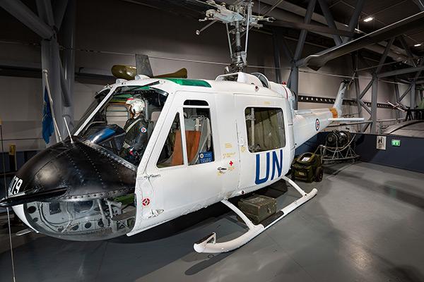 Bell UH-1B Iroquois -