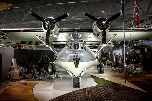 Consolidated PBY-5A Catalina -