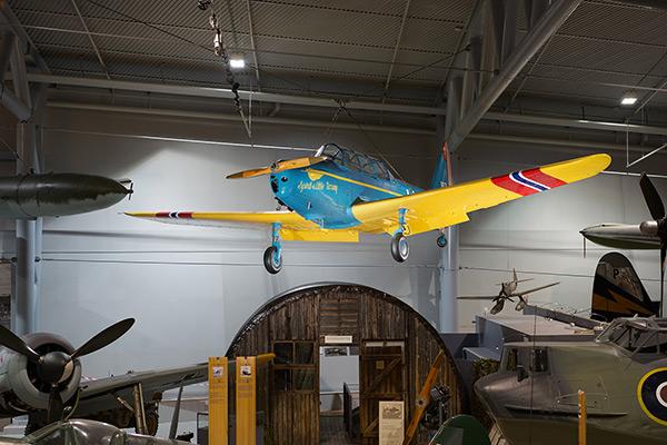 Fairchild PT-19 Cornell -