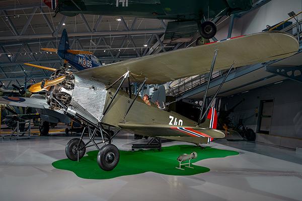 Fokker CVD -