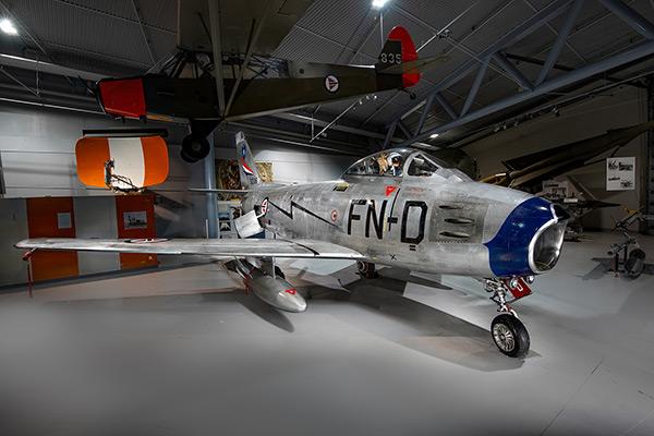 North American F-86 F Sabre -