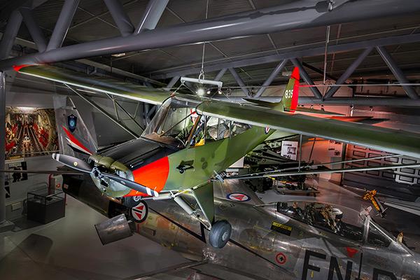"""Piper L-18C Super Cub """"835"""" -"""