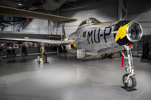 Republic F-84G Thunderjet -