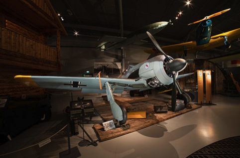 Focke-Wulf Fw 190 A-3/U3 «Svart 3» -