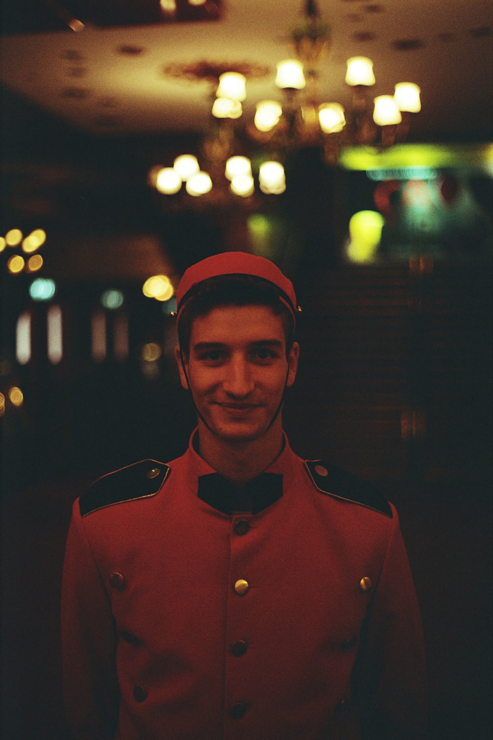 Bellboy, The Rex