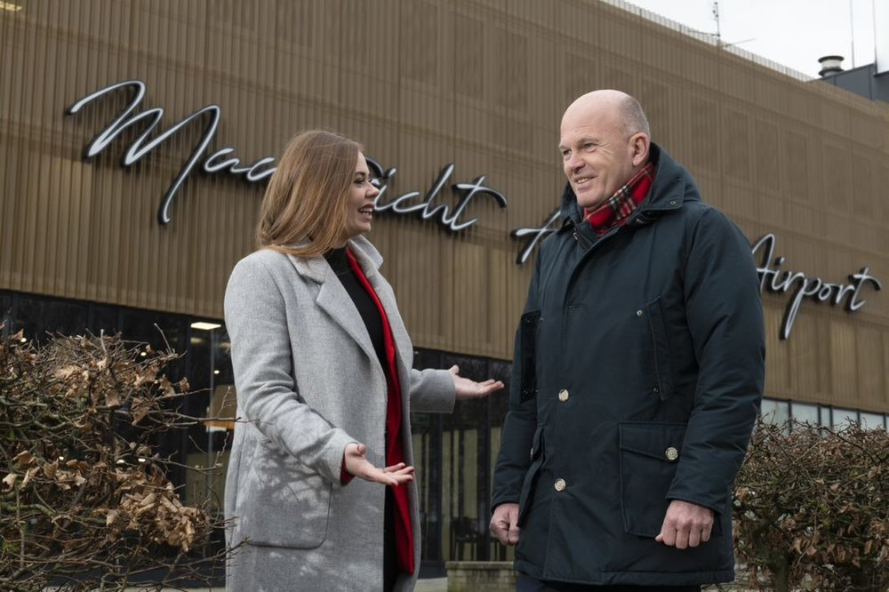 Elke Polstra en Peter Mertens, Driven by Values