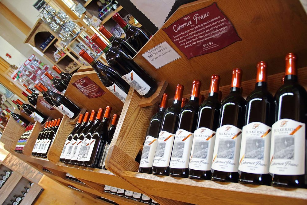 fulkerson winery - dundee, new york     Photo COURTESY of the Yates County chamber of commerce