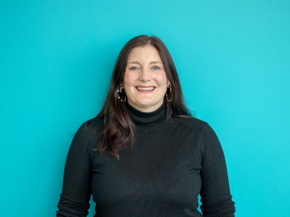 Heather - CEO and Founder. Heather is the head of whatever-needs-to-get-done.Wellness superpower: Practicing hatha yoga for 17 years.Fun Fact: Speaks German.