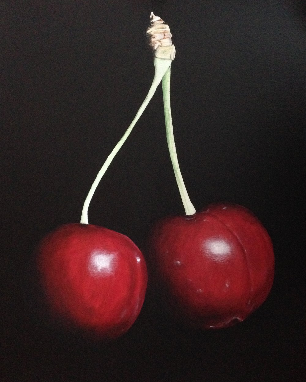 Pair of Cherries