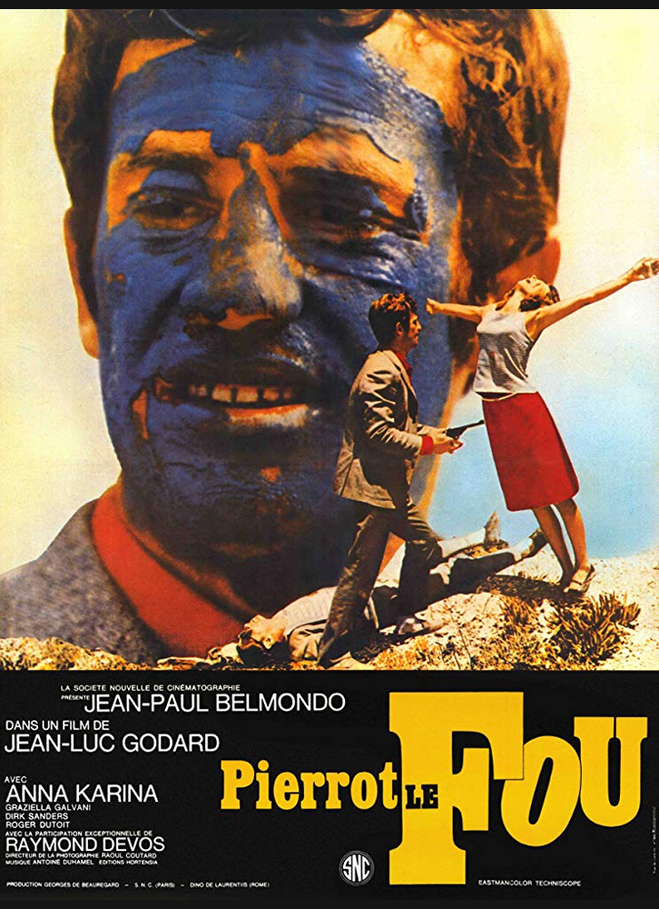 Pierrot le Fou (1965)