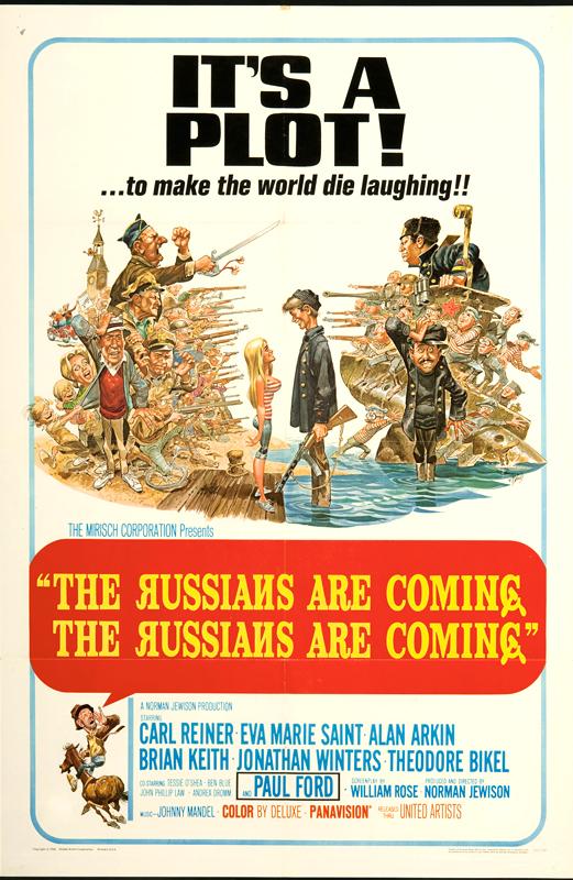 The Russians Are Coming! The Russians Are Coming! (1966)