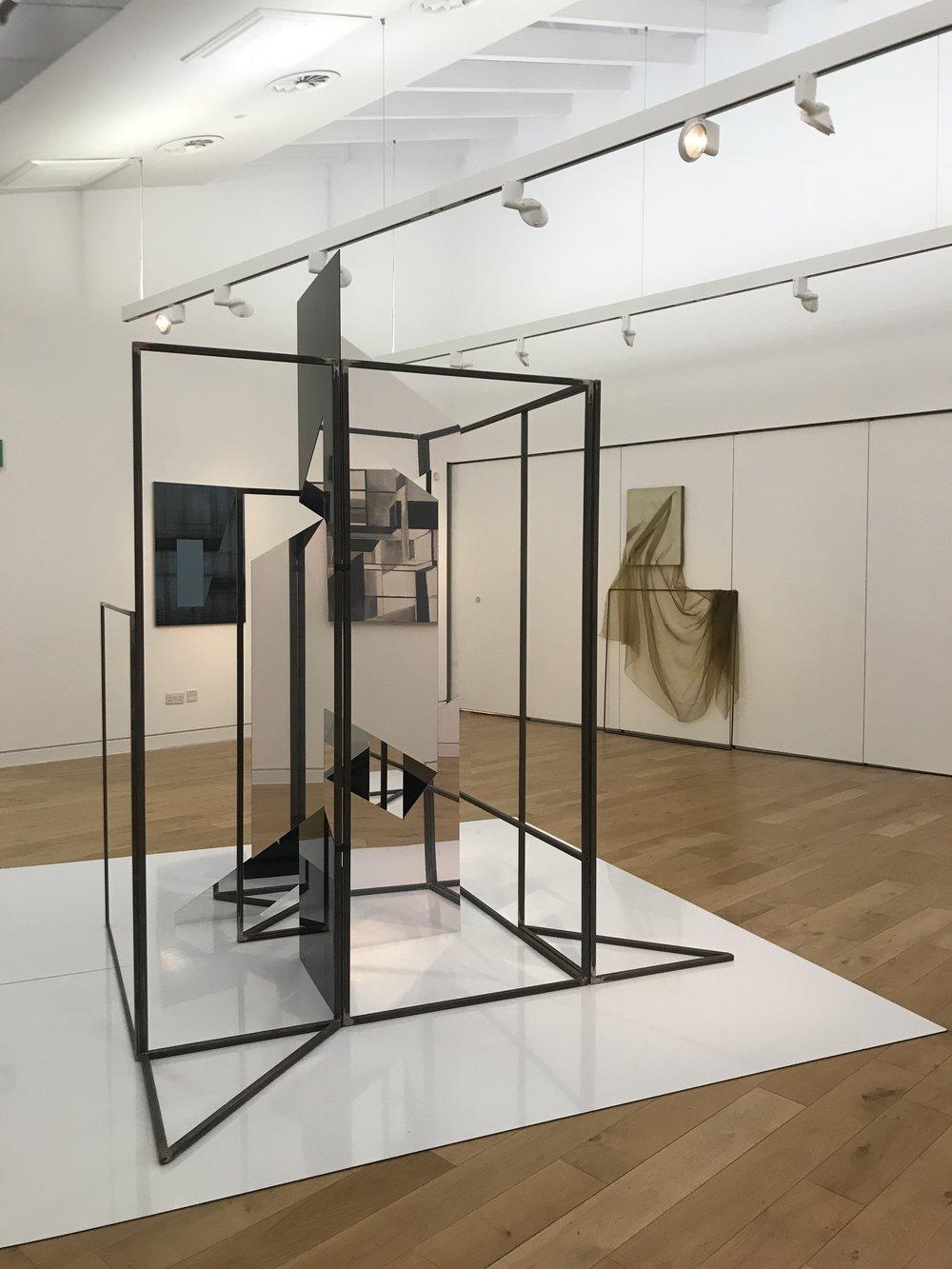 Border Controls. Rosalind Davis and Justin Hibbs Installation Shots at the Sevenoaks Kaleidoscope Gallery 2018. Photo 06-11-2018, 15 42 59.jpg