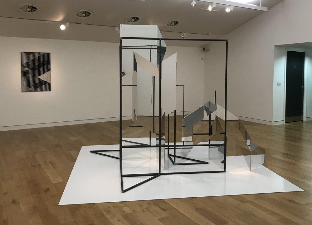 Border Controls. Rosalind Davis and Justin Hibbs Installation Shots at the Sevenoaks Kaleidoscope Gallery 2018. Photo 06-11-2018, 15 44 37.jpg