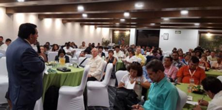 Mexico City Entrepreneurs Conference