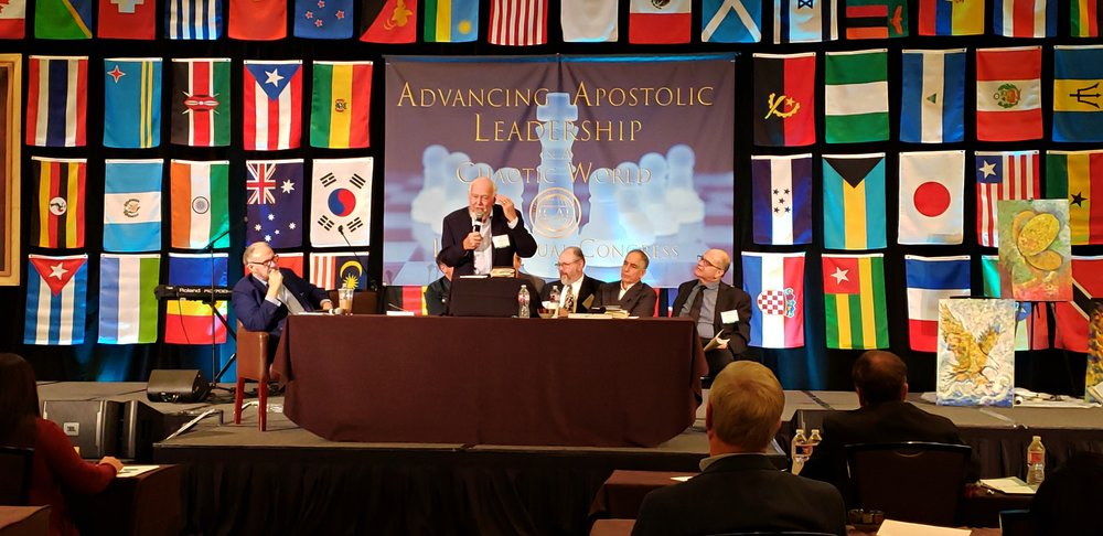 2018 ICAL Congress with Jay Grimstead and other leaders