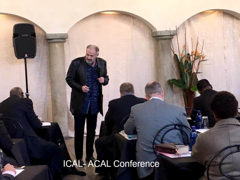 South Africa Conference of ICAL African nations