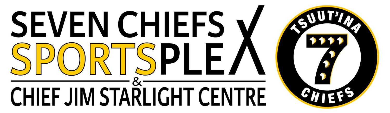 7 Chiefs Sportsplex & Chief Jim Starlight Centre