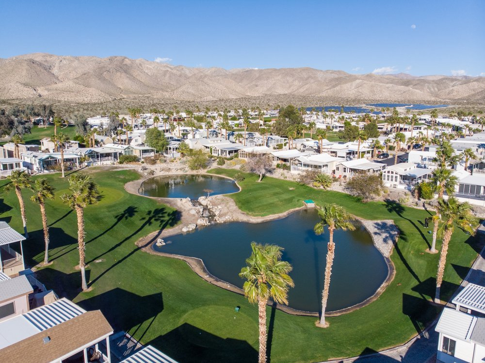 More questions? We've got answers - Reach out to us at sales@calientesprings.com or call (760) 329-8400 if you need more information or want to book a tour.