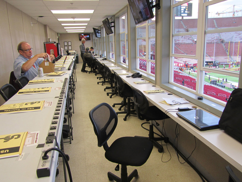 Broadcasters' Room