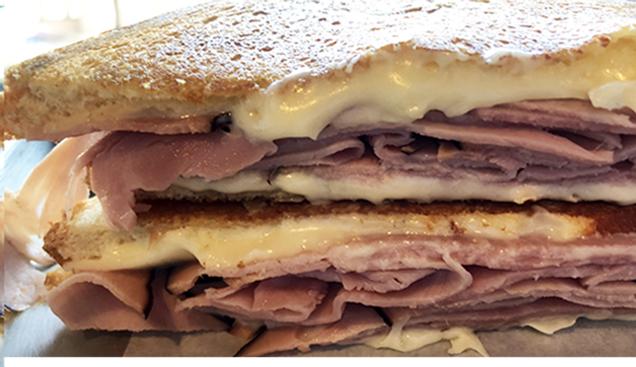 The Ham & Cheese