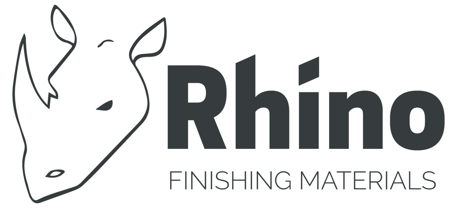 Rhino Finishing Materials