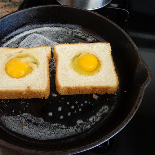 Teaspoon Willie's Denver Omelet