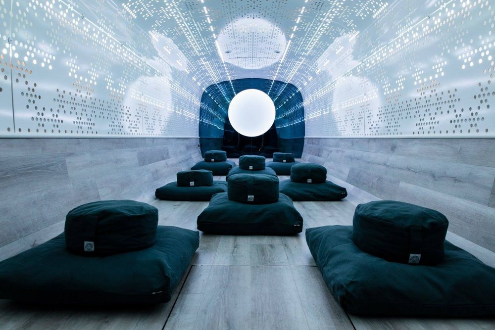 BE TIME MOBILE MEDITATION STUDIO | Featured
