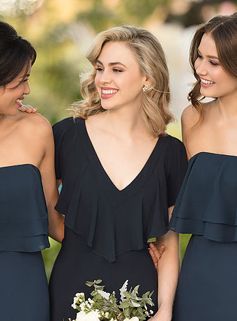 A Sorella Vita Trunk Show - Please join us for a Trunk Show featuring the latest bridesmaid designs by Sorella Vita!Take $20 off the purchase of any Sorella Vita dress during this event. May be combined with Lily Bride discount. One day only!Appointments required. Limited availability.