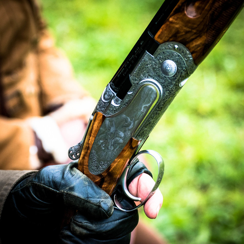 SPORTING FIREARMS - All the best shotgun and firearms manufacturers and distributers of the finest guns and accessories.