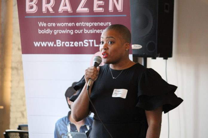 Brazen provides a service for a massive niche market, underserved and underfunded women entrepreneurs.