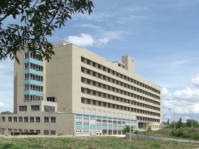 Charles Camsell Hospital -